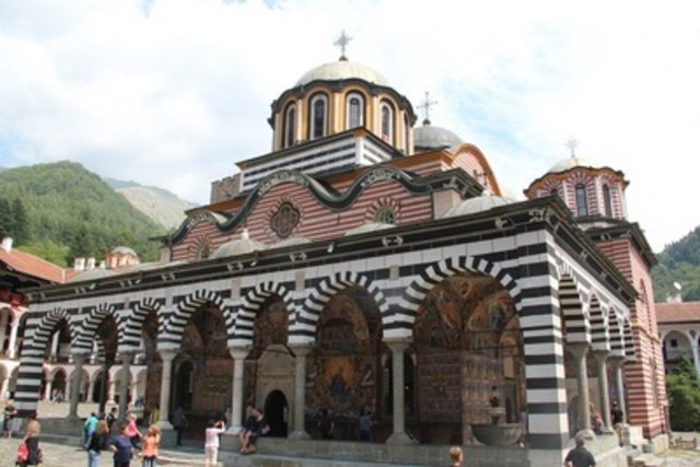 Sightseeing in  Rila Monastery, Rila, Bulgaria, Bulgaria, visiting things to do in Bulgaria, Travel Blog, Share my Trip