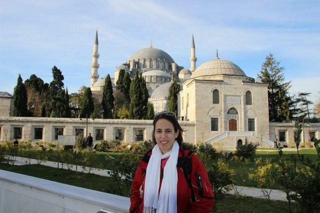 Sightseeing in  Istanbul Suleymaniye Mosque, Turkey, visiting things to do in Turkey, Travel Blog, Share my Trip