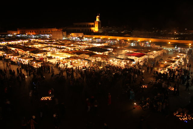 Sightseeing in  Marrakesh, Morocco, visiting things to do in Morocco, Travel Blog, Share my Trip