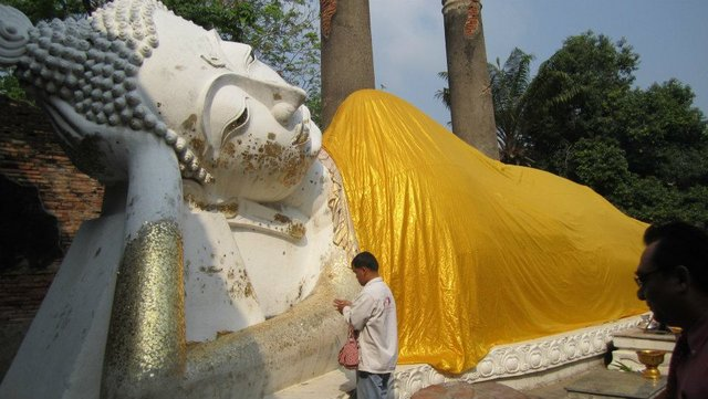 General in  Phra Nakhon Si Ayutthaya, Thailand, visiting things to do in Thailand, Travel Blog, Share my Trip