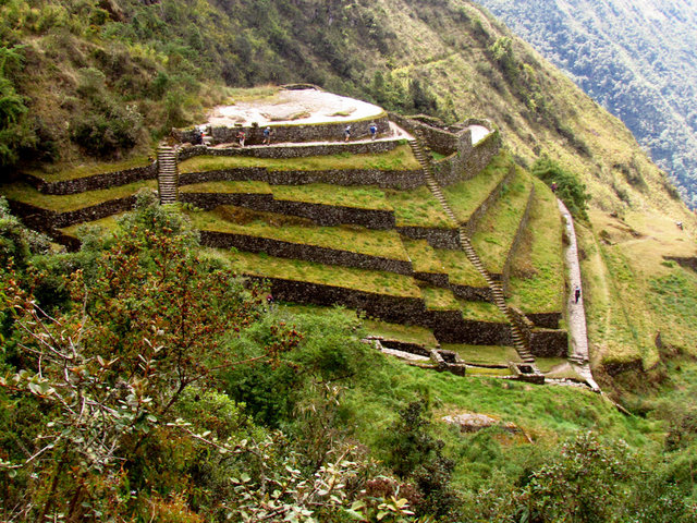 Trekking in  Inca Trail Puyupatamarca, Cusco, Cuzco Region, Peru, Peru, visiting things to do in Peru, Travel Blog, Share my Trip