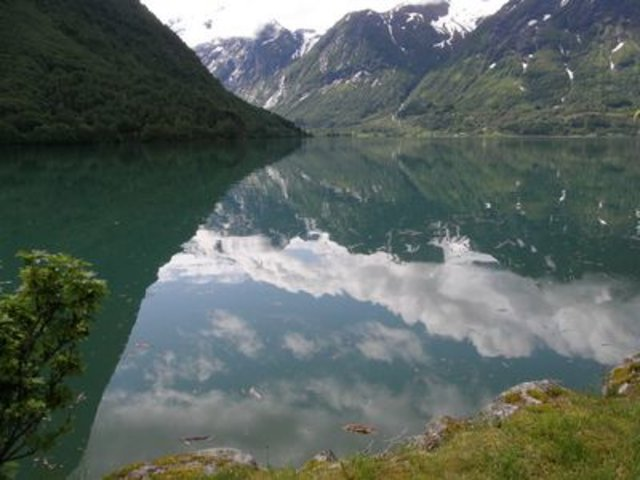 General in  Briksdal Glacier, Norway, visiting things to do in Norway, Travel Blog, Share my Trip