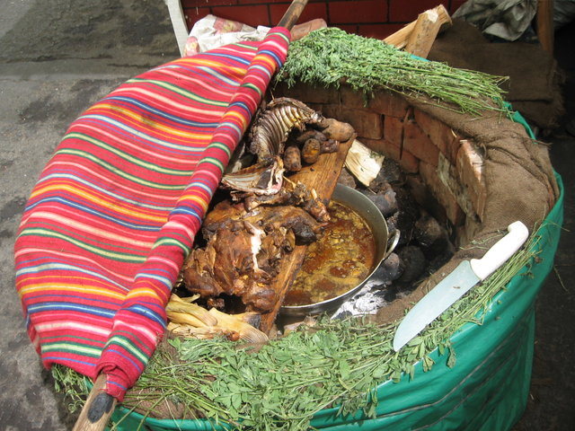 Food in  Huancayo, Peru, visiting things to do in Peru, Travel Blog, Share my Trip