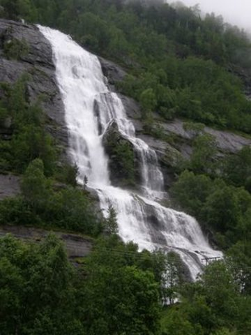 Sightseeing in  Slettafossen, Norway, visiting things to do in Norway, Travel Blog, Share my Trip