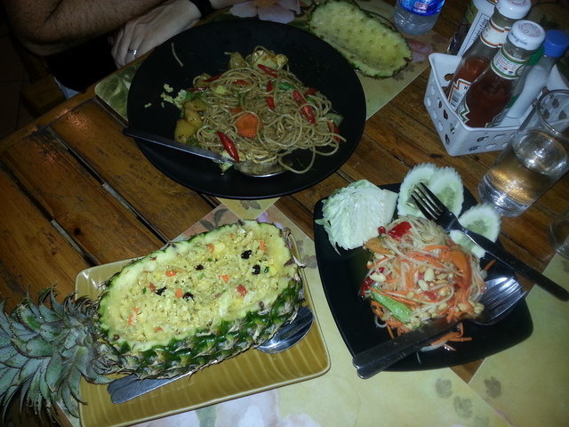 Food in  Ko Phi Phi Don, Thailand, visiting things to do in Thailand, Travel Blog, Share my Trip