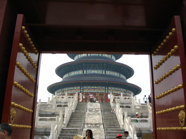 Sightseeing in  Beijing Temple of Earth Park, China, visiting things to do in China, Travel Blog, Share my Trip