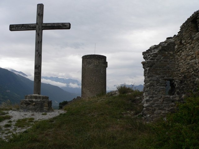History in  Saillon, Switzerland, visiting things to do in Switzerland, Travel Blog, Share my Trip