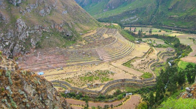 Trekking in  Inca Trail Patallacta, Peru, visiting things to do in Peru, Travel Blog, Share my Trip