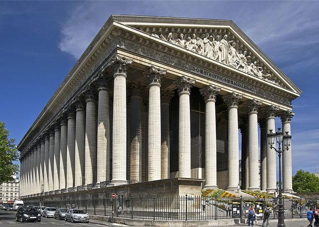 History in  Paris Place de la Madeleine, France, visiting things to do in France, Travel Blog, Share my Trip