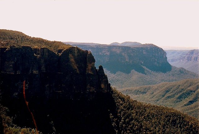 Trekking in  Blue Mountains, Australia, visiting things to do in Australia, Travel Blog, Share my Trip