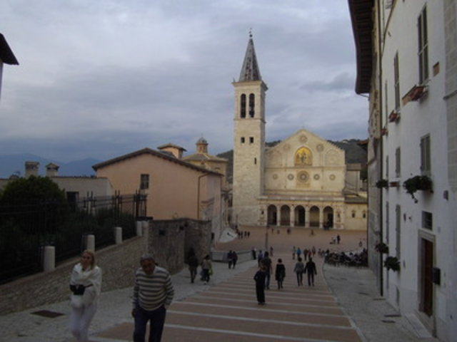 Sightseeing in  Spoleto, Province of Perugia, Italy, Italy, visiting things to do in Italy, Travel Blog, Share my Trip