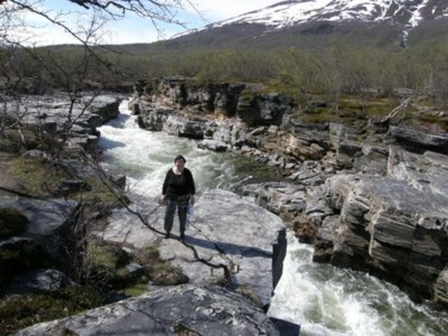 Trekking in  Abisko National Park, Sweden, visiting things to do in Sweden, Travel Blog, Share my Trip